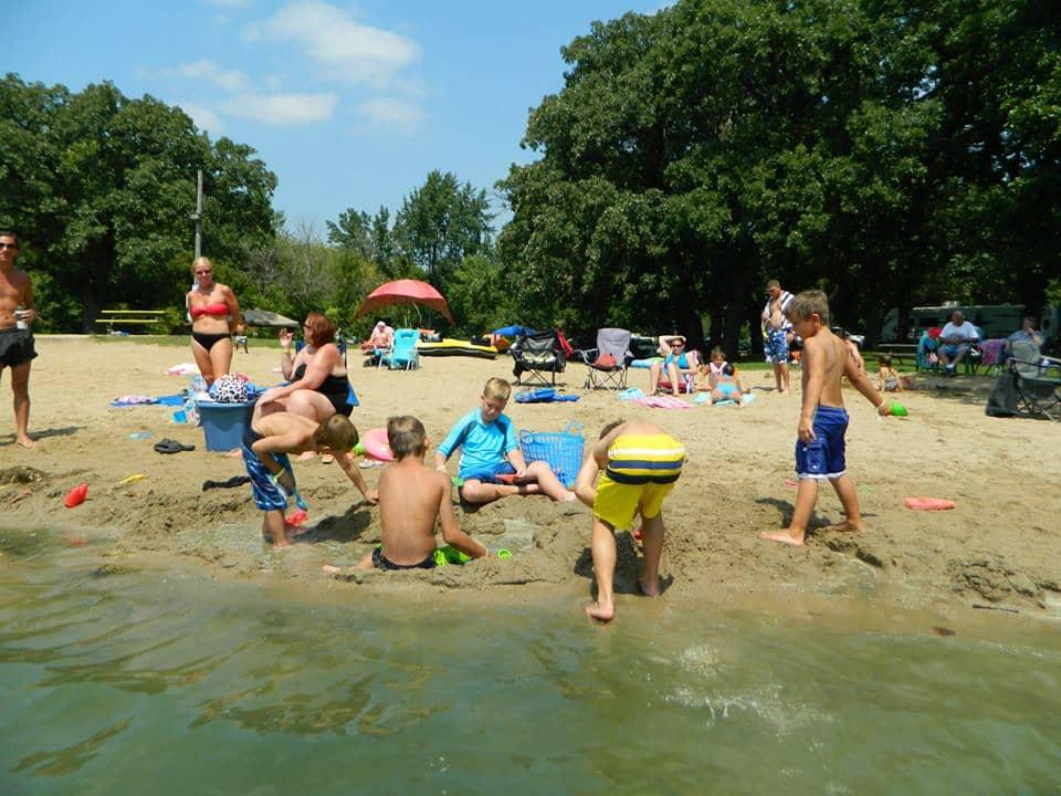 Hi-Tide Beach and Campground